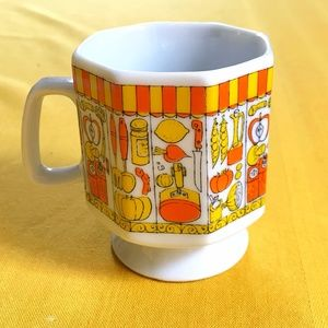 Vintage Mug Japan
